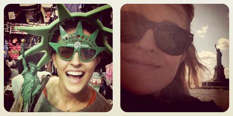 Jenna selfies collage2