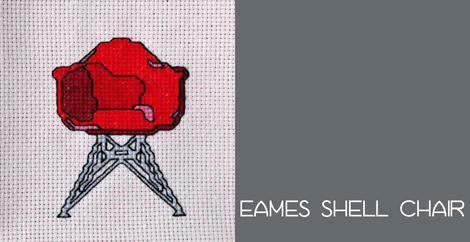 Eames Shell web