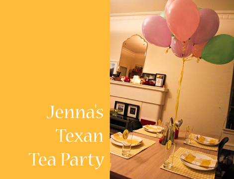 Jennas TT Party web