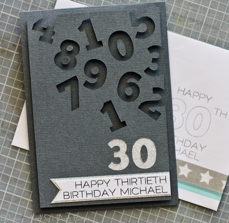 Card Male 30th Birthday