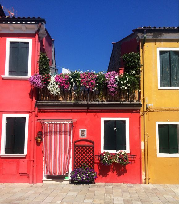 All the Colours in Burano