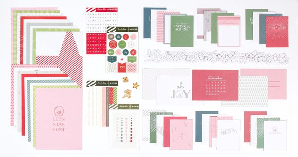 December Daily 2015 Planning