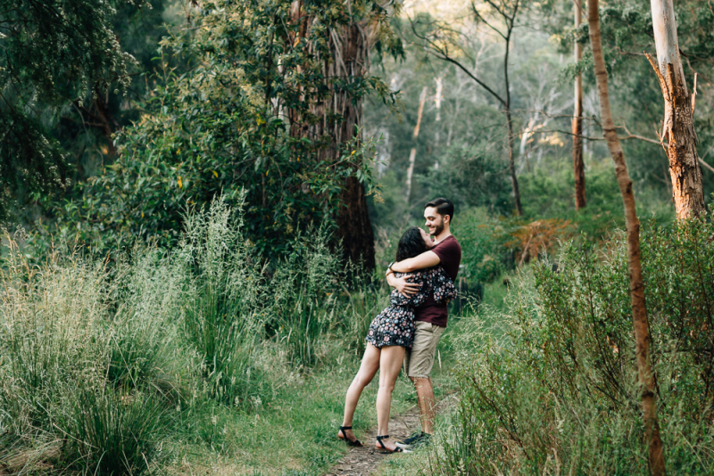 Melbourne Engagement Photographer-7