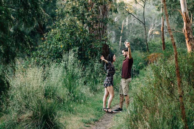 Melbourne Engagement Photographer-1