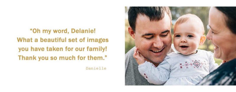 Review of And So I Don't Forget Photography / Melbourne Family and Baby Photographer